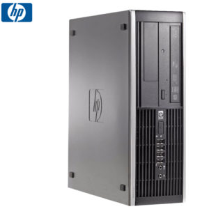 Refurbished HP 6300 SFF Pro i5-3470 / 4GB RAM / 500GB HDD / DVD / Windows 10 Home 2